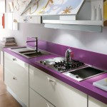 Crystal by Karim Rashid for Scavolini