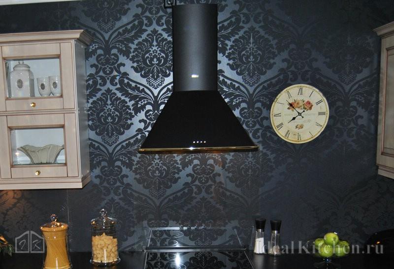 Кухонные обои для стен