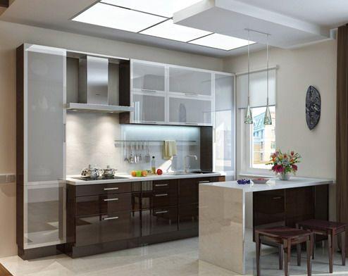 Дизайн кухни. T1_Ekomebel