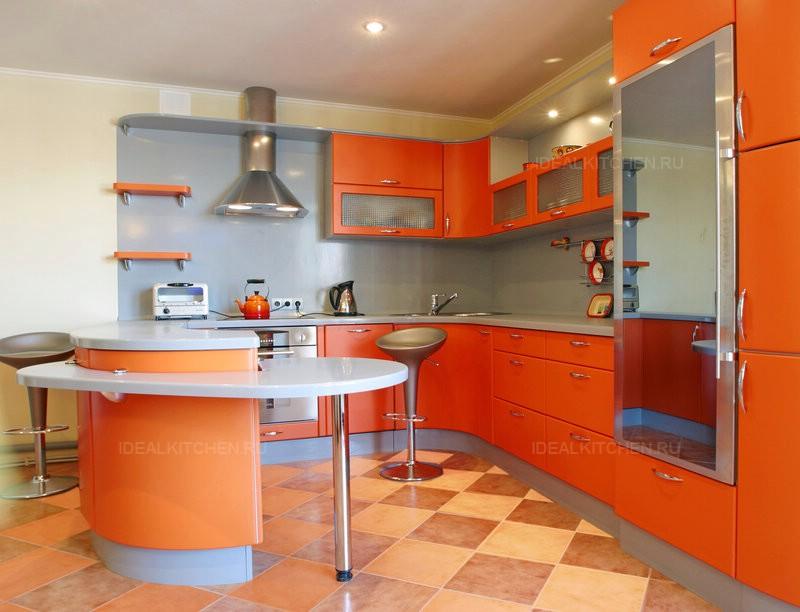 Дизайн кухни. T2