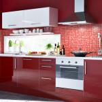 На фото: кухонный гарнитур от IKEA