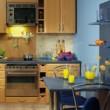 Гарнитур для маленькой кухни - 25 вариантов