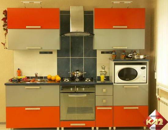 Дизайн кухни. Malenkij-garnitur