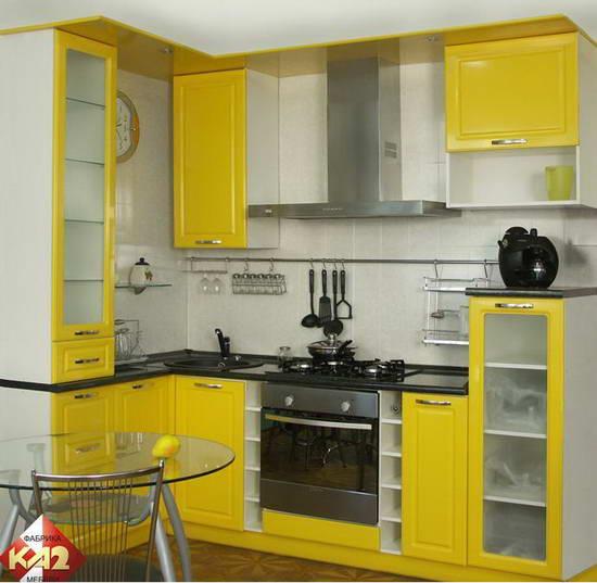 Дизайн кухни. Malogabaritnaya-kuhnya