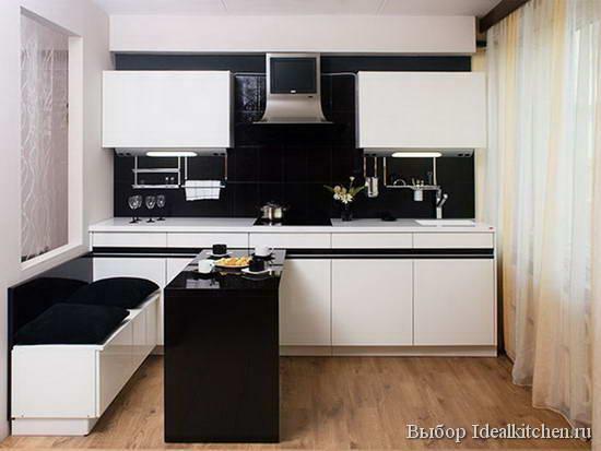 Дизайн кухни. Mebel-malogabaritnaya-kuhnya