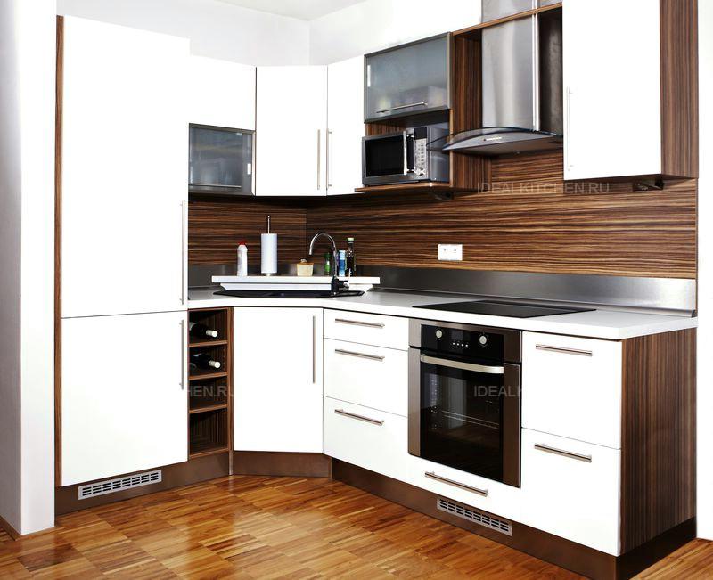 Кухня своими руками угловая фото