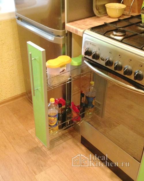 Бутылочница для кухни