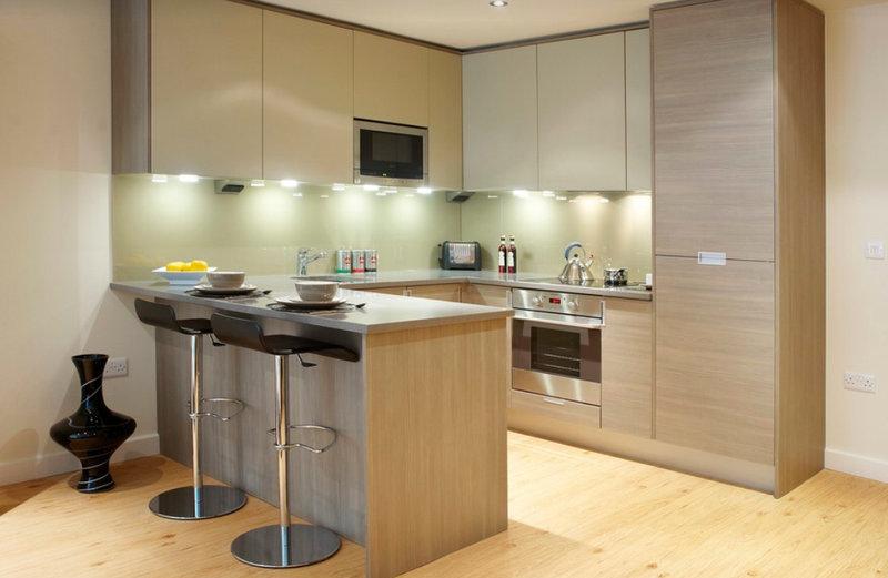 дизайн кухни студии полный гид и 100 реальных фото