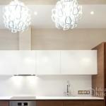 необычные светильники для кухни модерн и минимализм