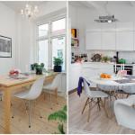 столы и стулья для кухни-гостиной