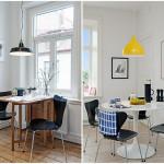 светильники на кухню в скандинавском стиле